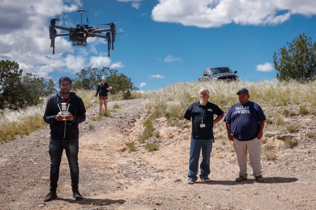 UAV Measurements